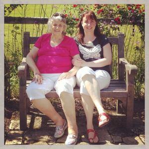 Mum & Jill